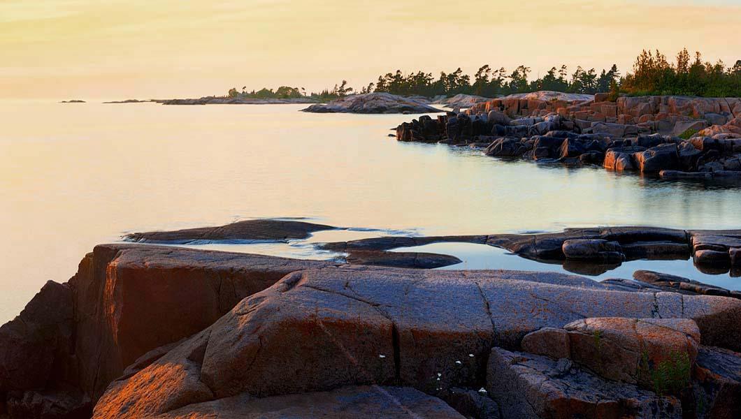 Luminous Shoreline