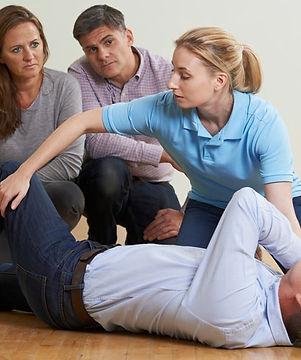 First aid training in Devon, Dorset, Somerset, Wiltshre