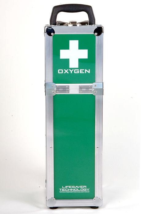 Portable Oxygen Equipment