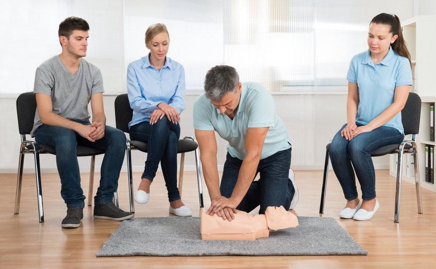 First Aid Trainig Devon