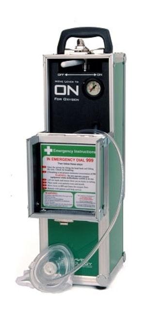 Emergency Oxygen equipment