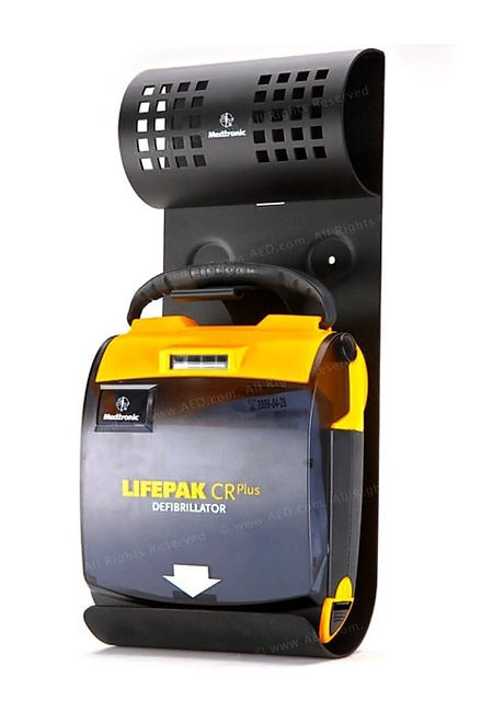 CR Plus Defibrillator