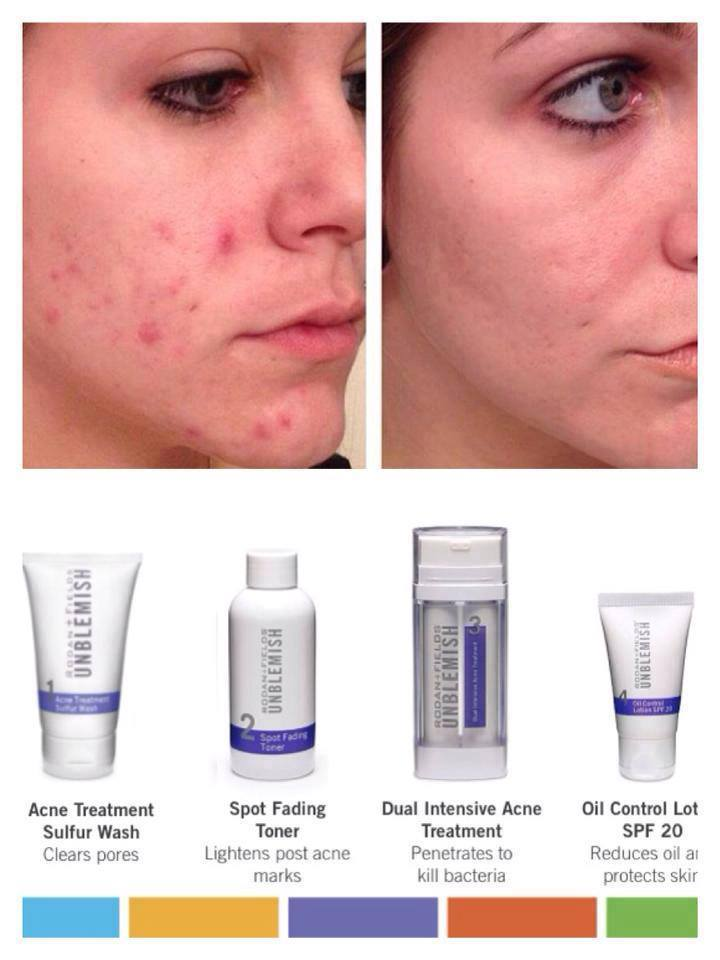 Unblemish Regimen