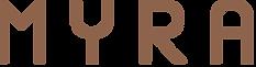 MYRA Logo Brown Title.png