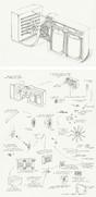 Imaginary Machine Drawing