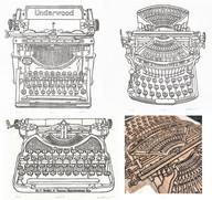 Vintage Typewriter Prints