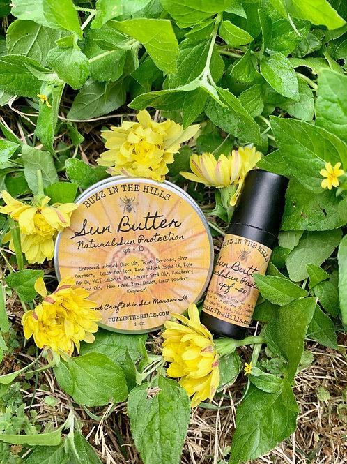 Sun Butter- Natural Sun Protection