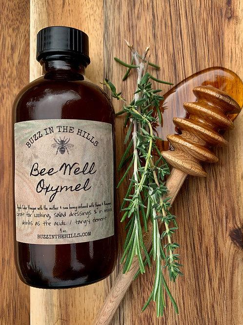 Bee Well Oxymel - 4 oz