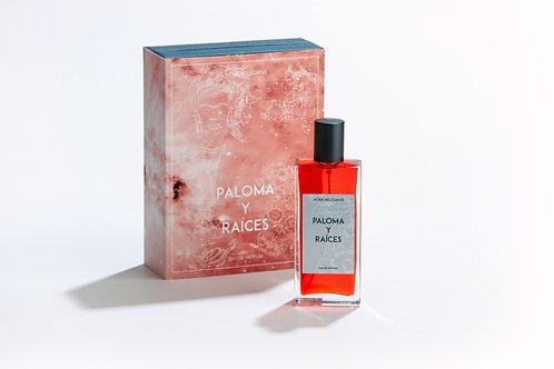 Paloma y Raìces 50 ml NOT IN ORIGINAL BOX