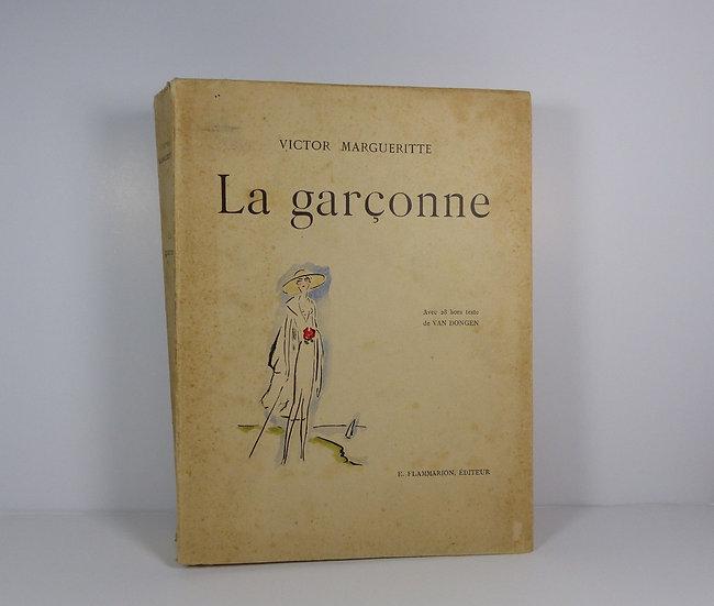 [Van Dongen] Victor Margueritte. La Garçonne. Ex. sur Hollande avec une suite