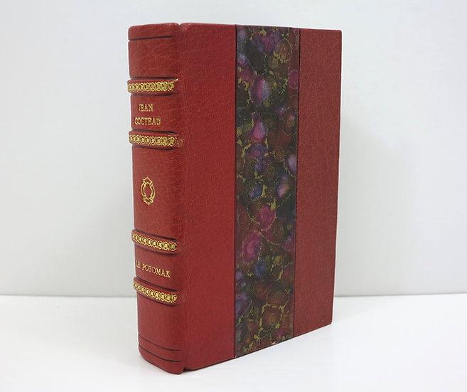Cocteau (Jean).Le Potomak. 1919. Avec trois dessins originaux.