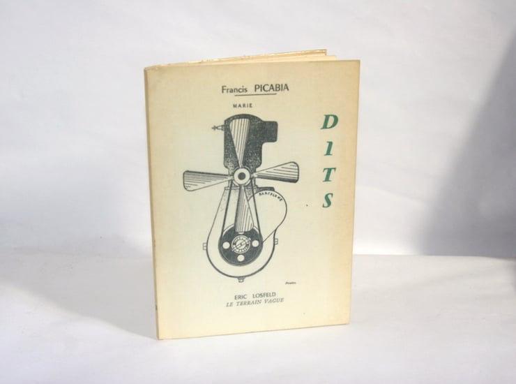 Francis Picabia, Dits. Eric Losfeld- Le terrain vague, 1960. E.O.