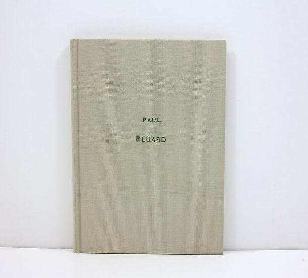 ÉLUARD (Paul). Les Animaux et leurs hommes. Au Sans pareil, 1920.