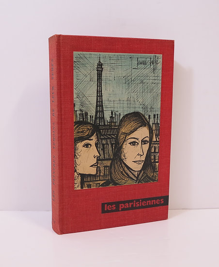 Les Parisiennes, les peintres témoins de leur temps. Signé par Foujita.