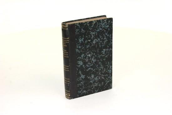 Thiers. Du droit de propriété. 1848. E.O. Avec une lettre manuscrite de Thiers.