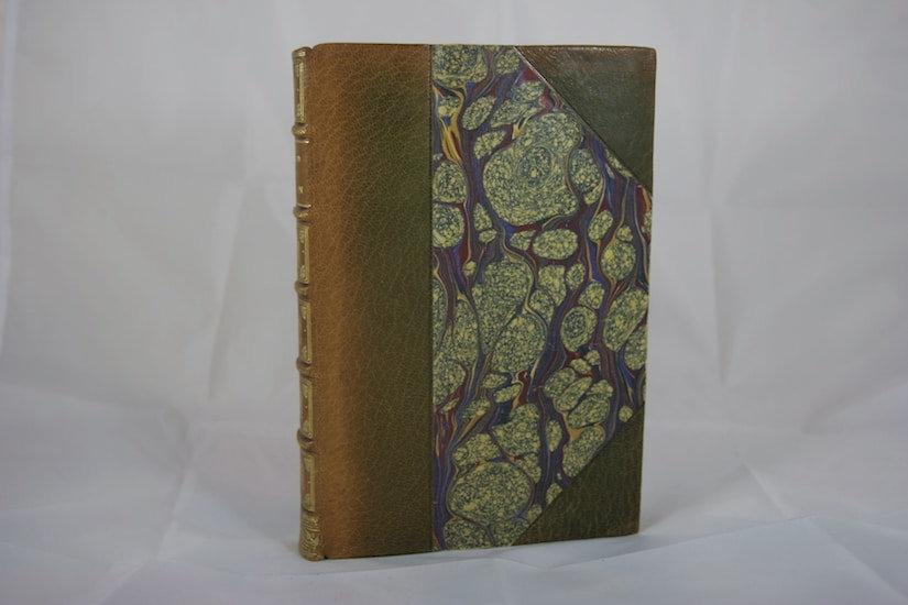 Edmond Rostand. L'Aiglon. Edition originale dédicacée.