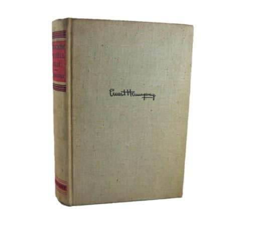 Ernest Hemingway – For Whom the bell tolls – 1940. Edition originale de premier