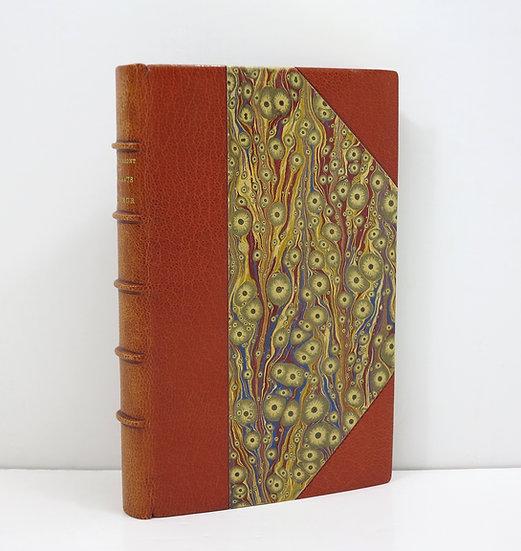 Lautréamont. Les Chants de Maldoror. 1874. Edition originale.