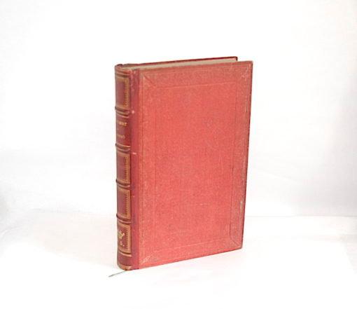 Gustave Flaubert. Salammbô. Michel Lévy. 1863. E.O.