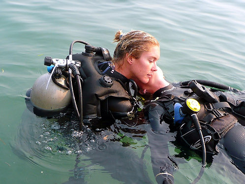 SDI Rescue Diver / FRTI Emergency Care eLearning Only