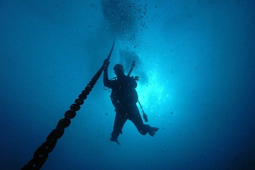 SDI Deep Diver Specialty Course