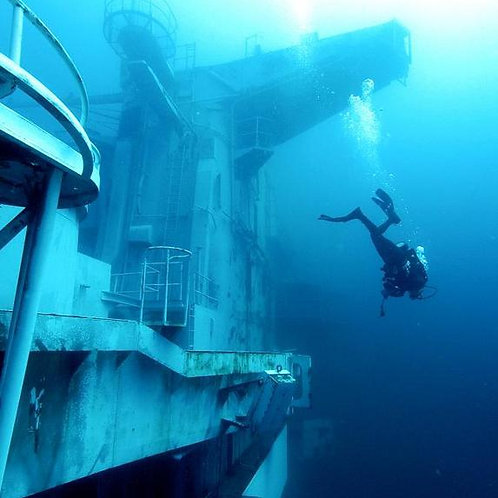 SDI Wreck Diver Specialty eLearning Only