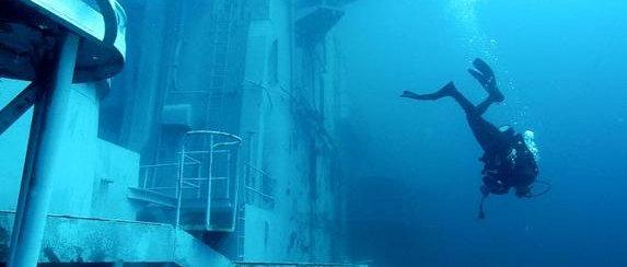 SDI Wreck Diver Specialty Course