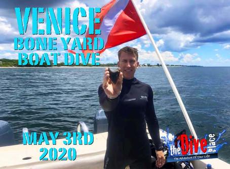 Venice Beach Shark Tooth Boat Adventure!
