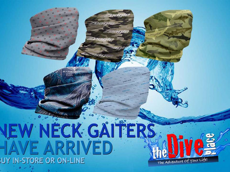 New Neck Gaiters Have Arrived!