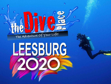 Just a quick update on The Dive Place Leesburg.