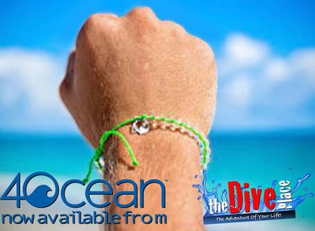 4Ocean Bracelets Now Available!
