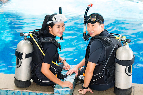 SDI Open Water Scuba Diver eLearning Only