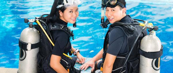 SDI Open Water Scuba Diver Class