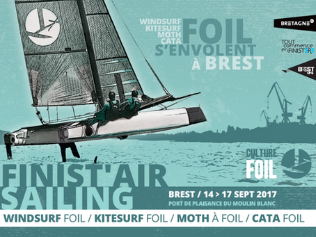 FINIST'AIR SAILING Tous à Brest en Septembre!