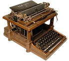 Theatre Projections Typewriter