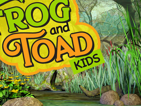 A Year with Frog and Toad KIDS Projections Now Available