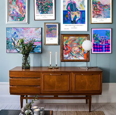 The Eclectic Wall