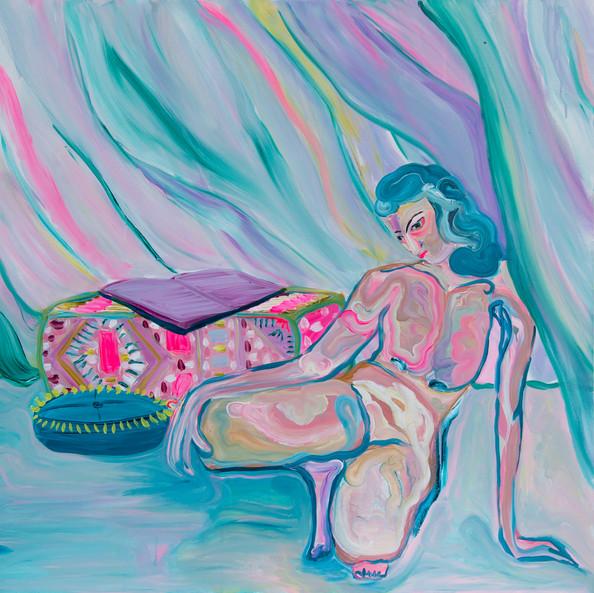 Ladies in Pastel