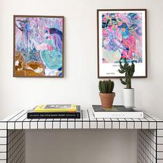 Art in Room