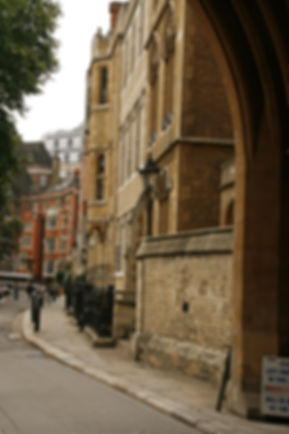 Deanery Yard and Westminster Public Scho