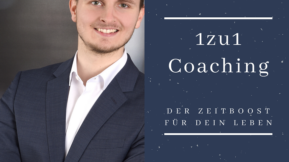 1zu1 Coaching