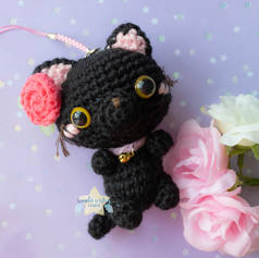 kitty-keychain-with-rosejpg