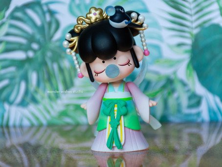 Nanci Romantic Love & Chinese Beauty Blind Boxes by Rolife