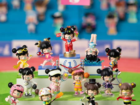 Nanci Sports Day Blind Box by Rolife -Table Tennis Photos-