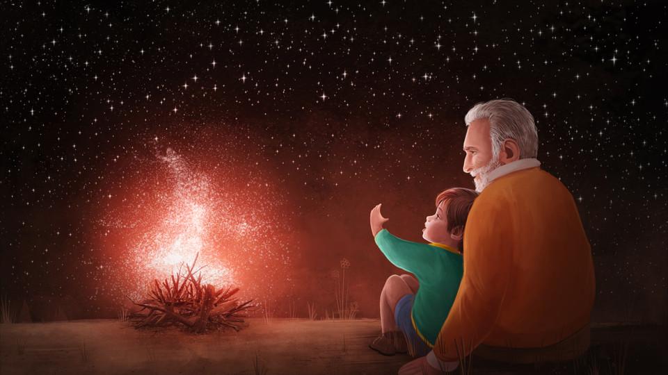 Pan Di Stelle | Nonno