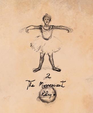 Degas Dance Dessin