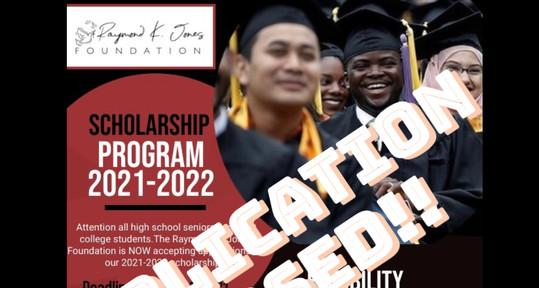 RKJ Scholarship 2021