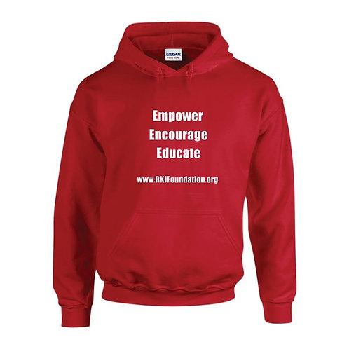 Empower Encourage Educate Hoodie