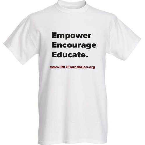 Empower Encourage Educate T-Shirt