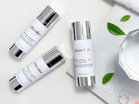 The skin benefits of Retinol & other Retinoids